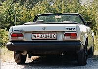 TR7 - Heck
